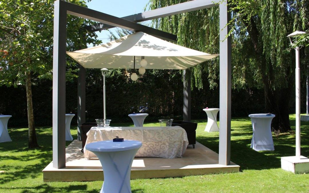 Vivir y celebrar tu boda al aire libre