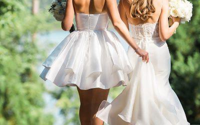 5 razones por las que las hermanas son las mejores damas de honor