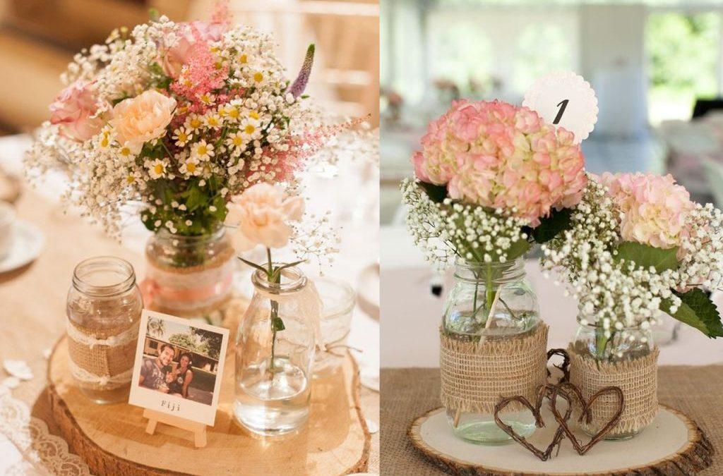 Centros de mesa para bodas celebra tu boda en ciudad Mesas de cristal pequenas